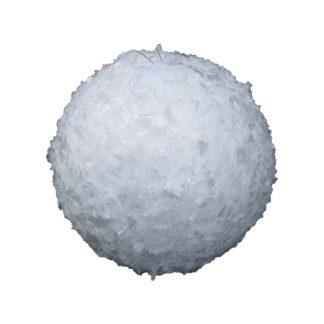 Sneeuwballen, sneeuwbalgordijn, sneeuwbalslinger