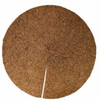 Mulchscheiben aus Kokos, ca. 7mm dick