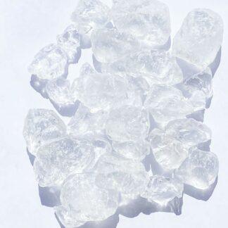 Decoratief ijs van veiligheidsglas